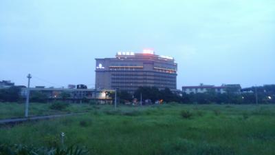 空港に近く、撮影に便利なホテル