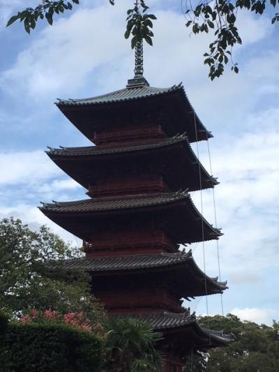 五重塔 (池上本門寺)