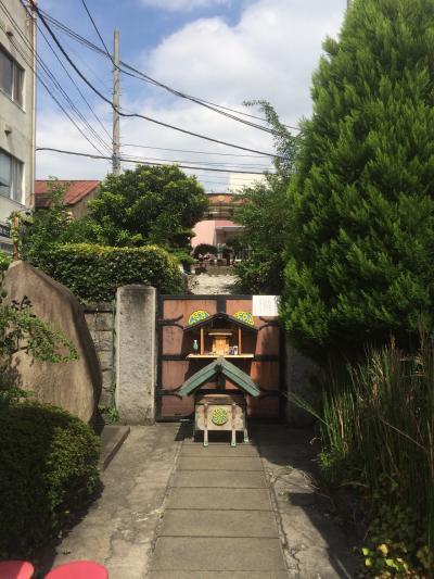魚河岸水神社(遥拝所)