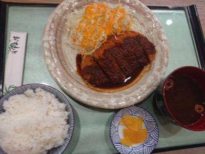 名古屋空港内にある食堂