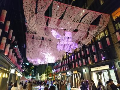 日本橋「桜フェスティバル2018」
