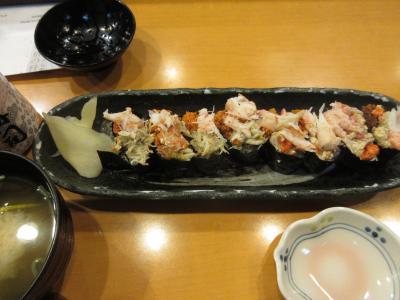 小松はお刺身が美味しいです