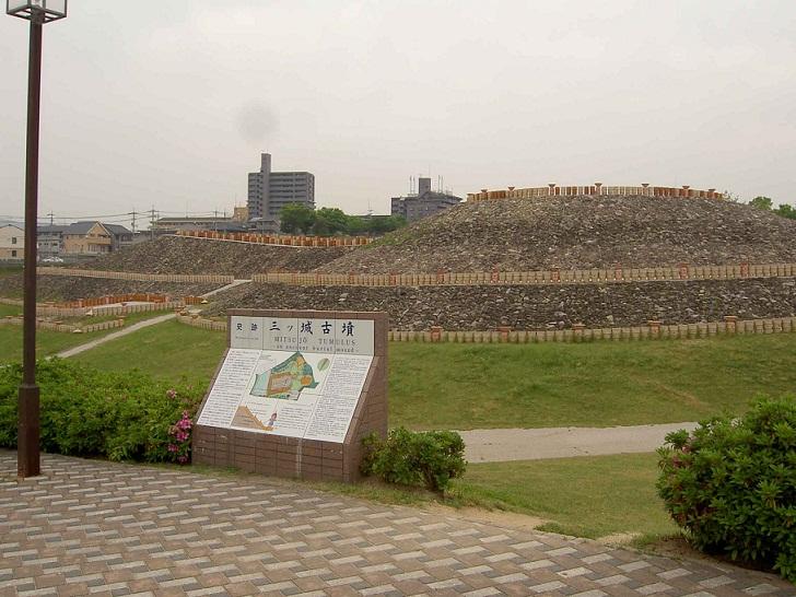 『三ツ城古墳 広島最大の古墳 』by takaさん|三ツ城近隣公園の ...