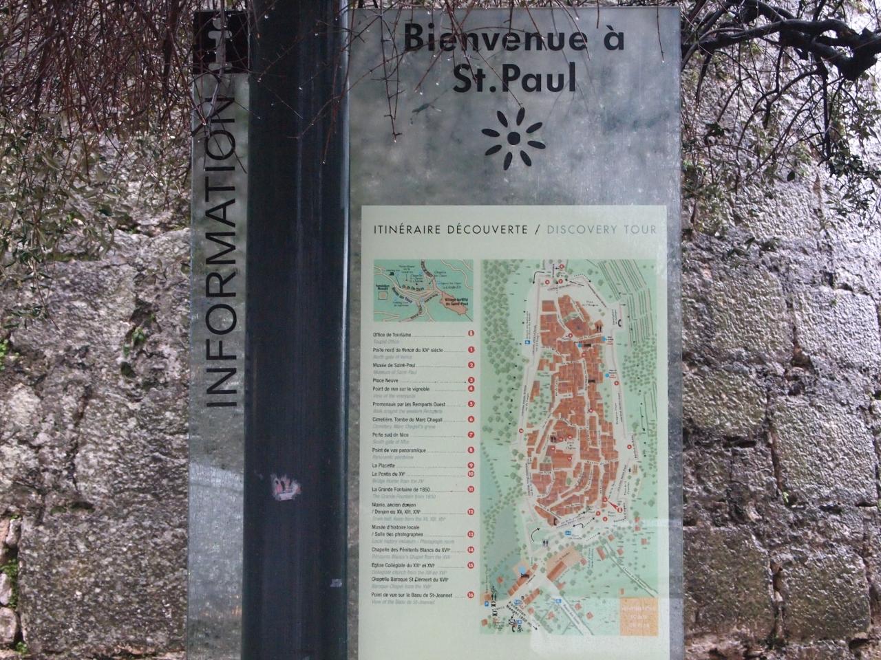 Office du tourisme st - Office du tourisme saint paul de vence ...