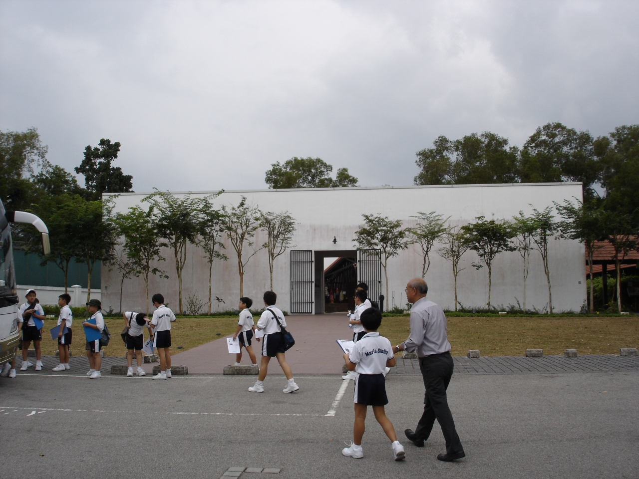 how to get to changi prison museum