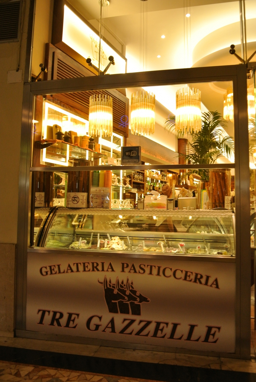 By jy pasticceria bar le tre for Bar le tre marie milano
