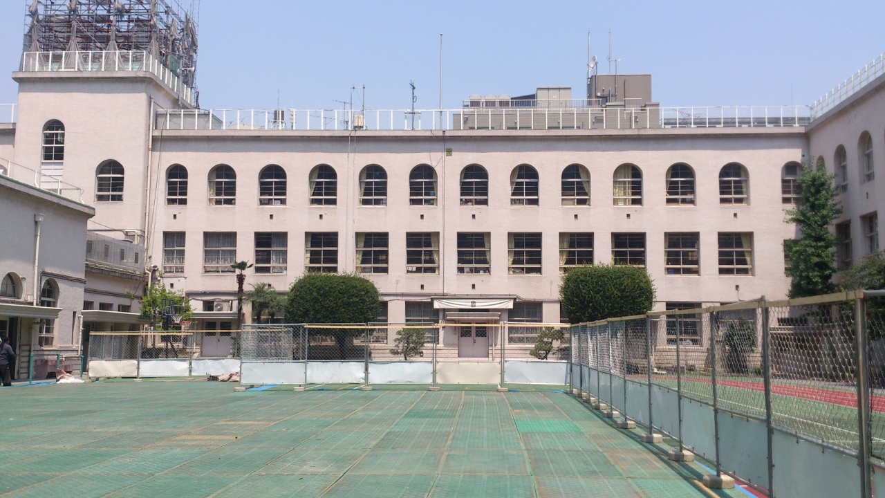 東京都の歴史的建造物