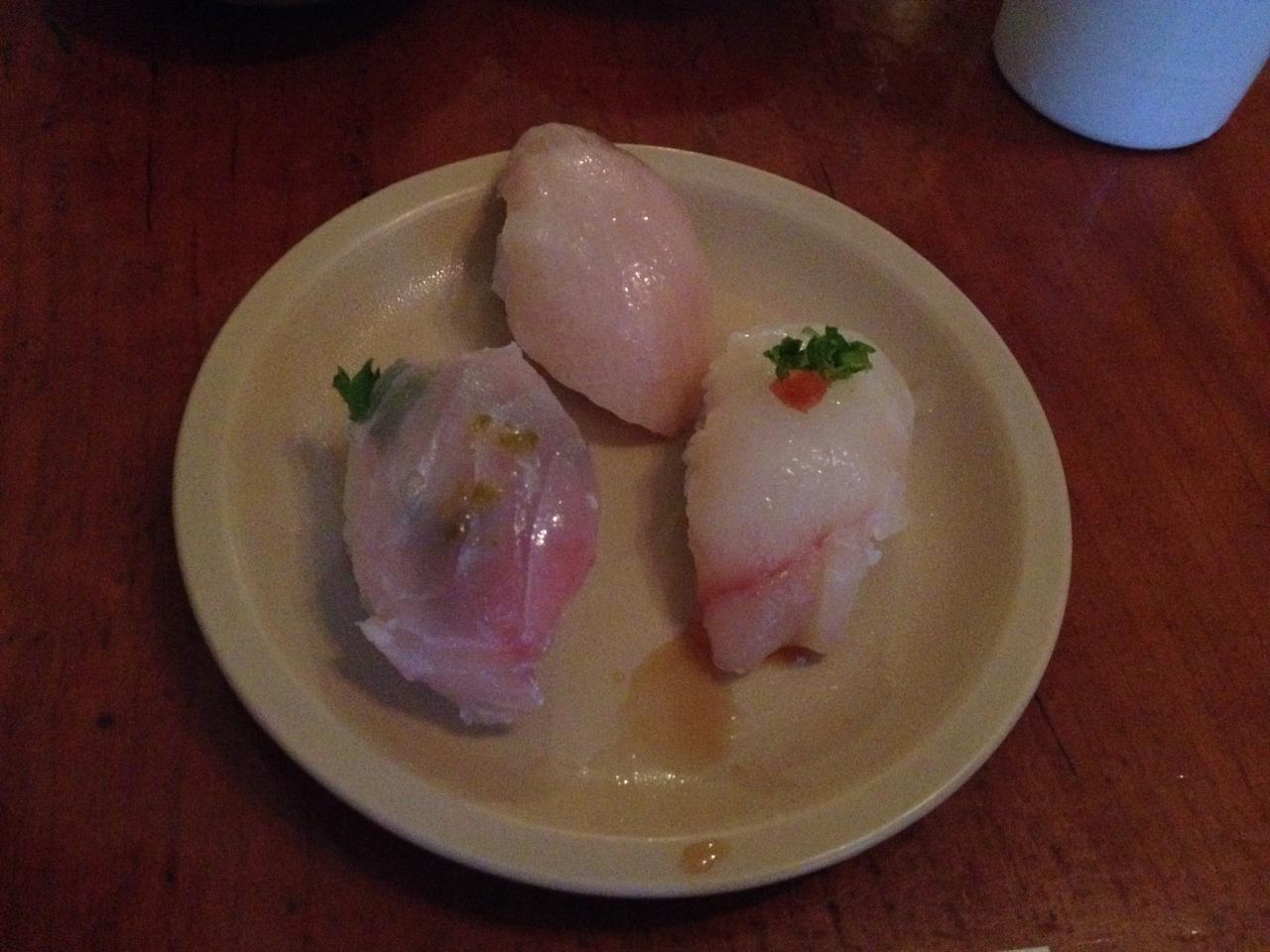 Sushi sasabune for 388 new american cuisine