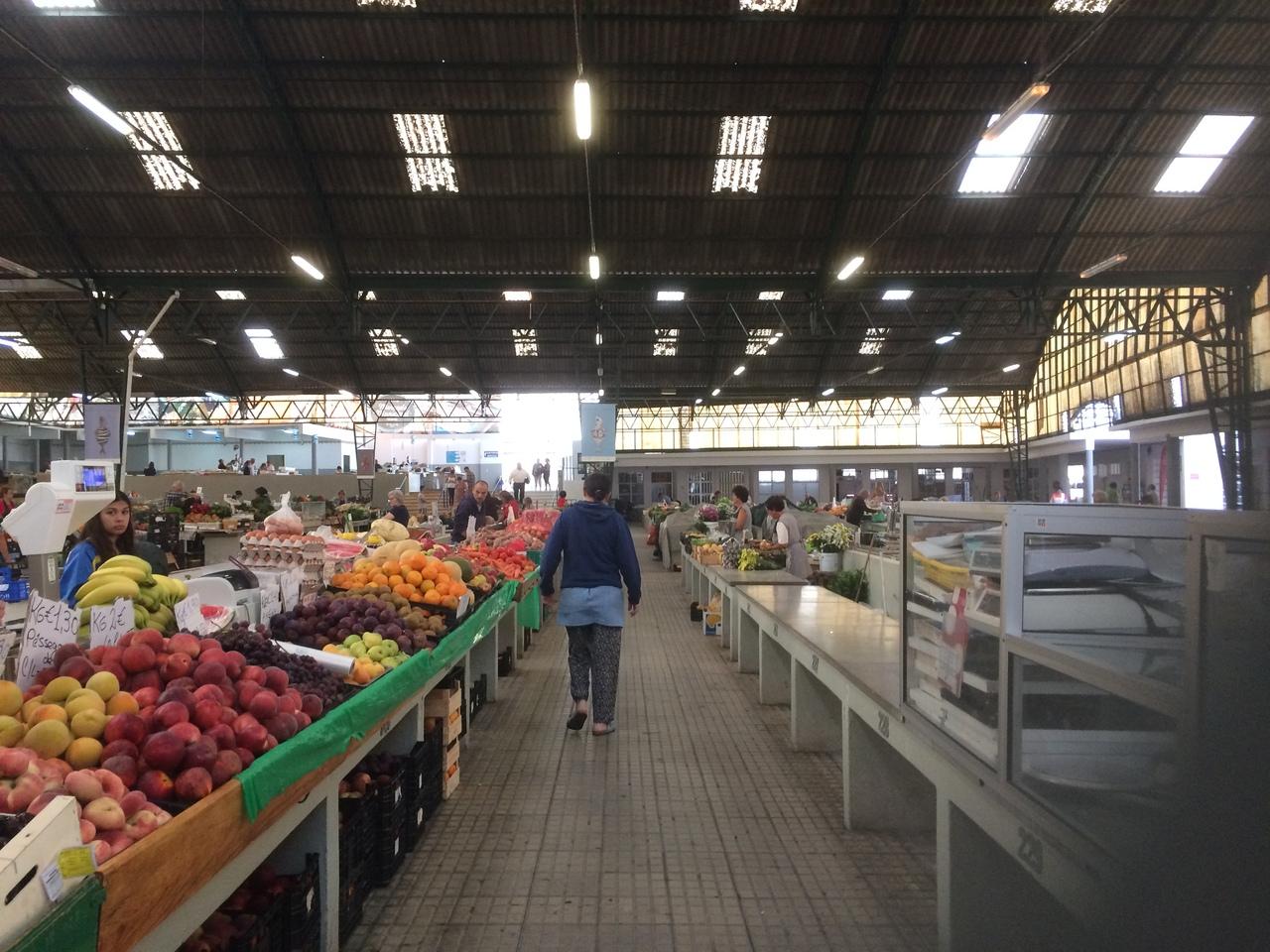 市場 (ナザレ)Mercado Municipal da Nazare