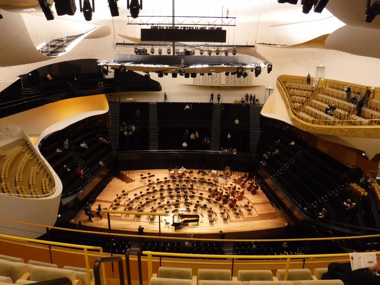 フィルハーモニー ド パリPhilharmonie de Paris