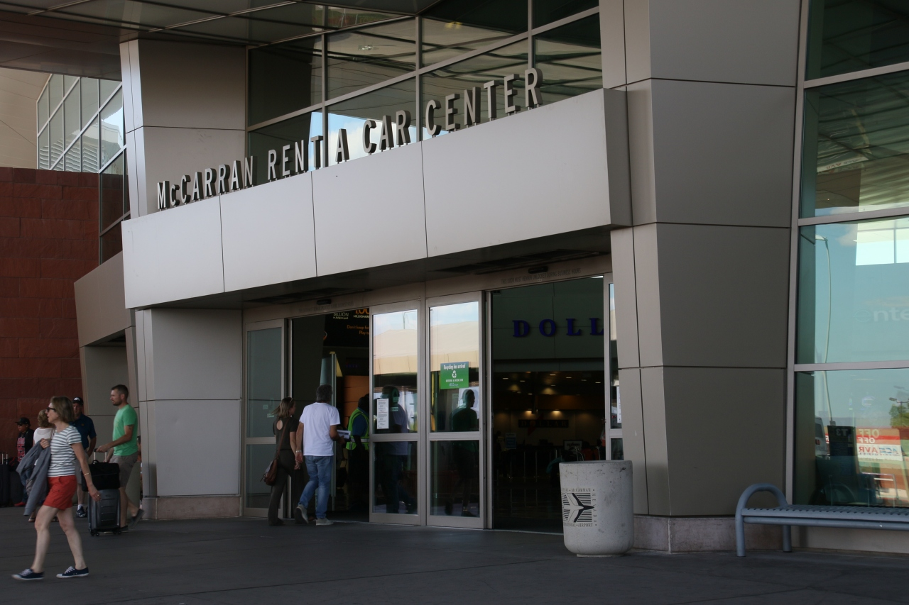 Hertz rental car las vegas mccarran airport 16