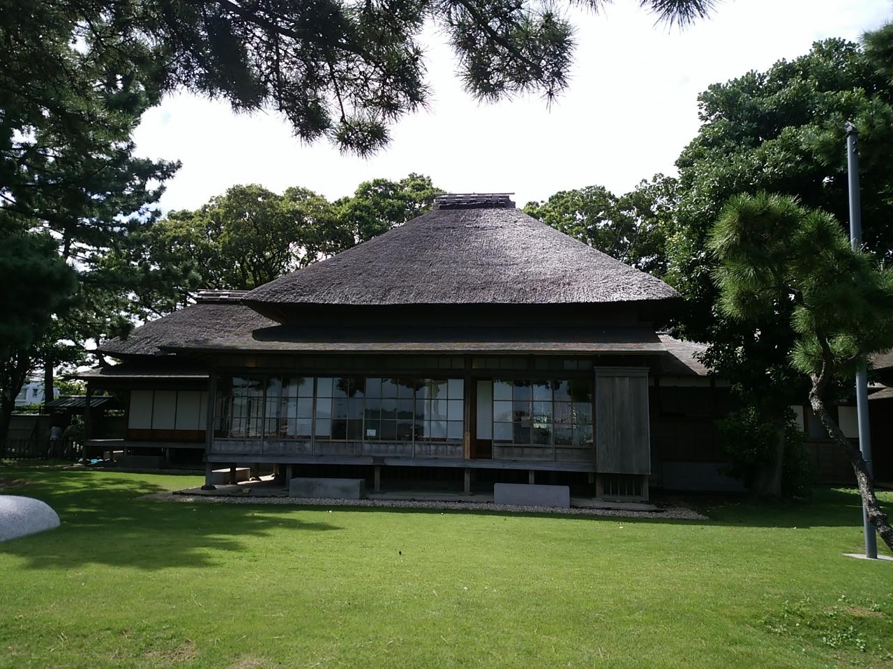 旧伊藤博文金沢別邸旅行記