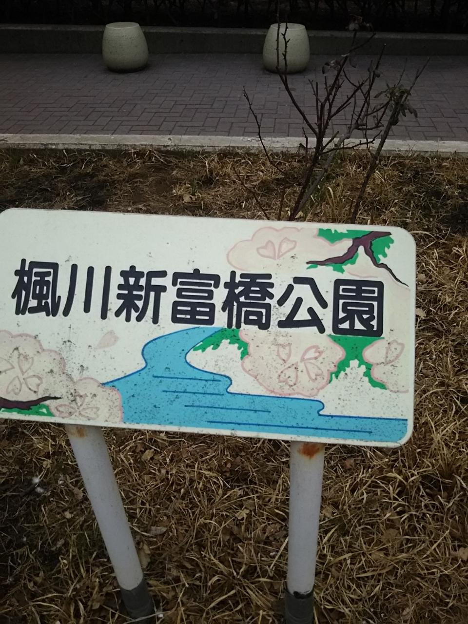 楓川新富橋公園