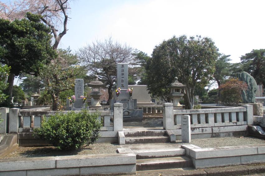 平沼騏一郎墓