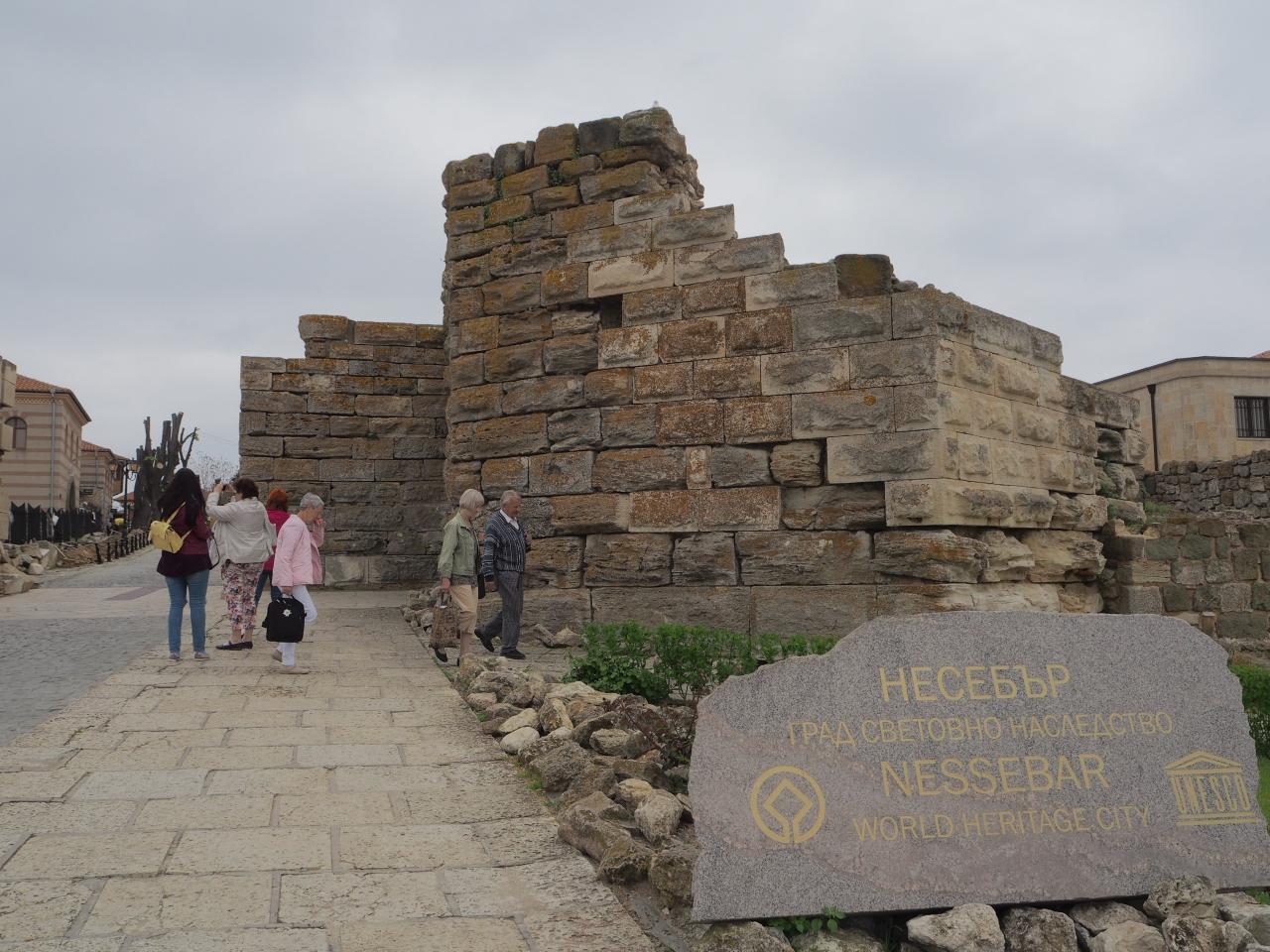古代都市ネセバル写真・画像