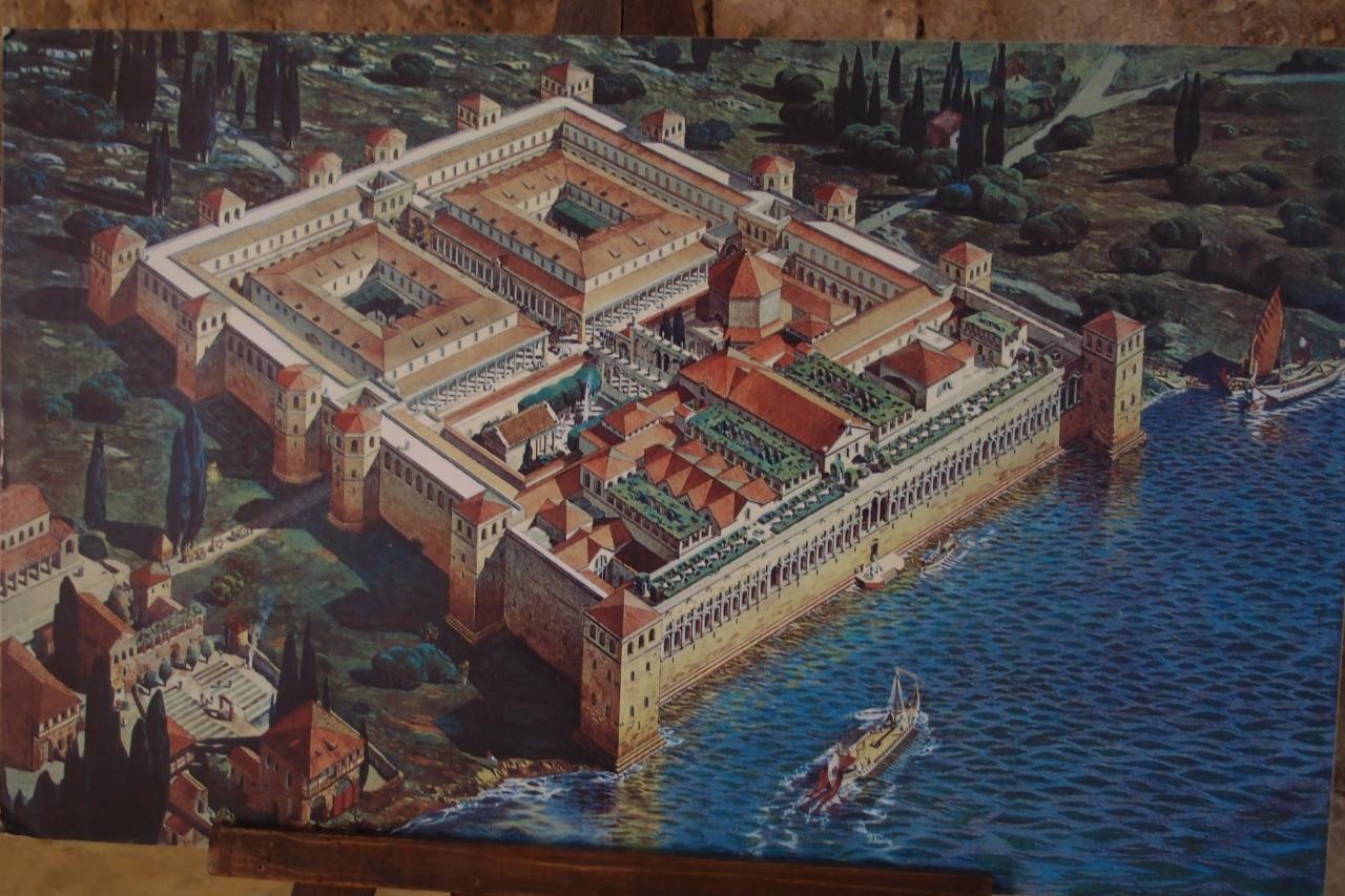 ディオクレティアヌス宮殿の画像 p1_38