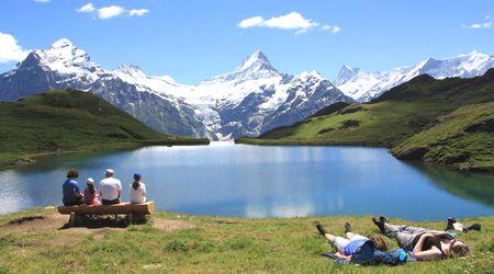 ドイツ・スイス・オーストリア周遊の旅
