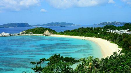 のんびりとした時間が流れる小さな島旅