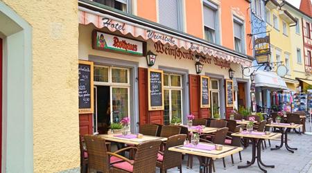 絶景を求めてスイスへの旅 <5> ちょっと寄り道してワインの街『メーアスブルク』へ