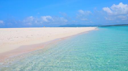 東洋一の砂浜!はての浜ツアー