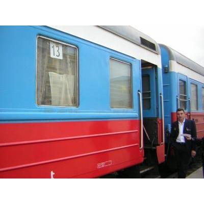 シベリア鉄道:北京⇒モスクワ(...