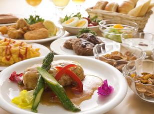 最安値宣言【北海道食材使用】和洋食の朝食バイキングプラン 写真