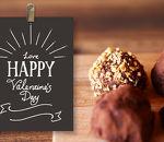 バレンタイン チョコレートガナッシュ デコレーション教室