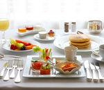 女性専用フロアMuse 限定朝食でホテルステイを満喫!