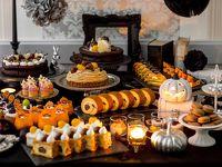Halloween スイーツ&サンドウィッチビュッフェ