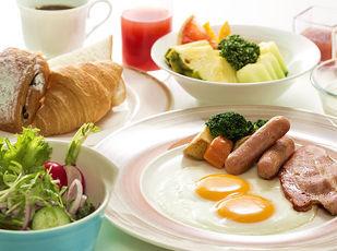 関西クチコミNO.1のご朝食をプレゼントキャンペーン! 写真