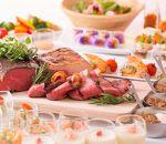 国産牛ローストビーフが食べ放題♪★ディナーブッフェ付きプラン