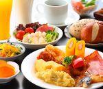 公式HP予約ならバイキング朝食が無料!