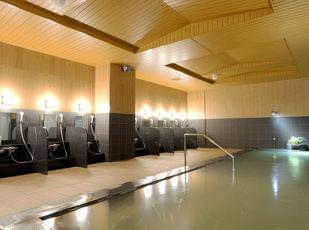 天然温泉を無料でご利用頂けます。 写真