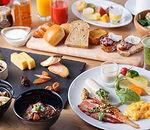 楽しみになる朝食【60種類以上のブッフェ】
