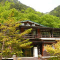 写真:新穂高温泉 深山荘