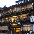 写真:銀山温泉 旅館 永澤平八