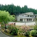 写真:福井市美山森林温泉みらくる亭