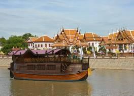 アナンタラ リバーサイド バンコク リゾート 写真