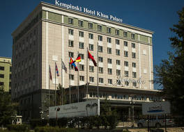 ケンピンスキー ホテル カーン パレス 写真