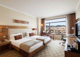 ヒルトン ディアゴナル マール バルセロナ ホテル 写真