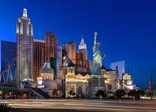 ニューヨーク ニューヨーク ホテル 写真