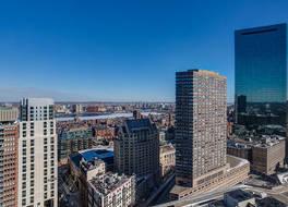 ボストン マリオット コプレー プレイス 写真
