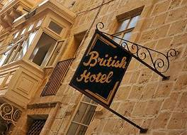 ブリティッシュ ホテル 写真