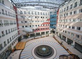 ガレリア ホテル 写真