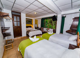 テラザス デル インカ ベッド アンド ブレックファースト 写真