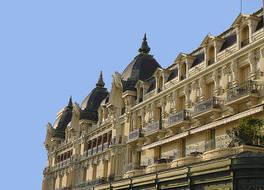 オテル ドゥ パリ モンテカルロ 写真