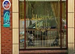 ハーディング ホテル 写真