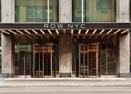 ロー NYC ホテル