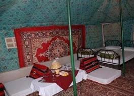 ジャバル ラム キャンプ 写真