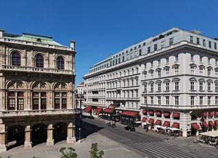 ホテル ザッハー ウィーン 写真